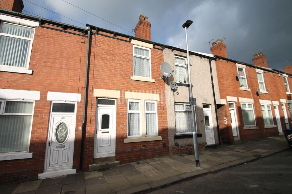2 Bedrooms Terraced House for sale in St Stephens Road, Eastwood