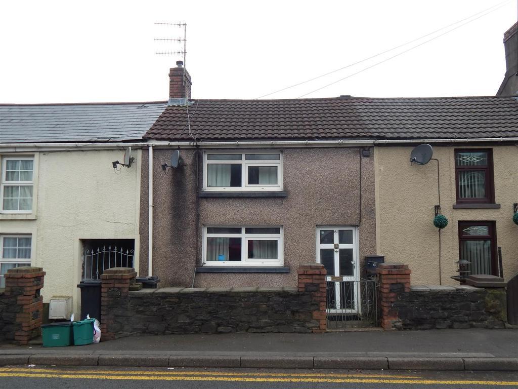 3 Bedrooms Terraced House for sale in Commercial Road, Pontardawe, Swansea