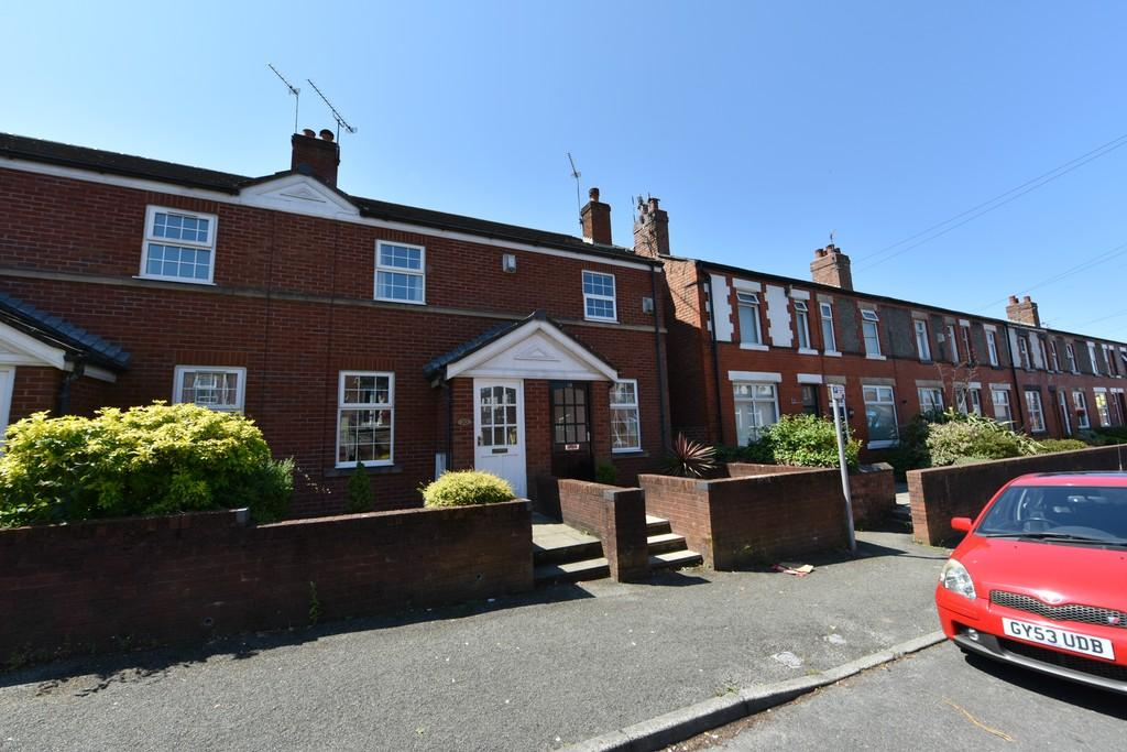 2 Bedrooms End Of Terrace House for sale in Bridge Street, Ormskirk