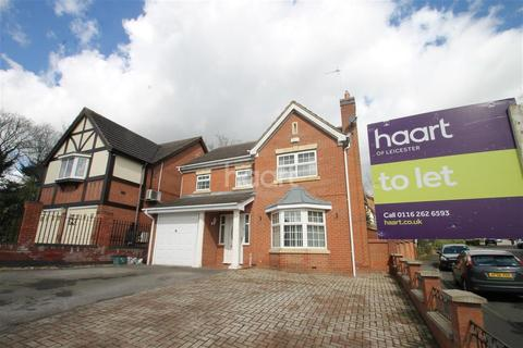 4 bedroom detached house to rent - Allerton Drive, Off Groby Road