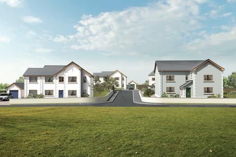 4 bedroom detached house for sale - Alltyferin Road, Pontargothi, Nantgaredig, Carmarthen, Carmarthenshire