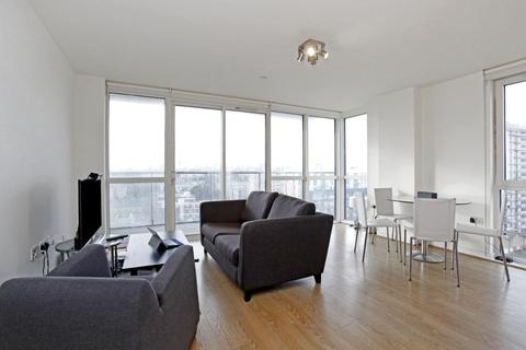 2 bedroom flat to rent - Panoramic Tower, 6 Hay Currie Street, London, E14