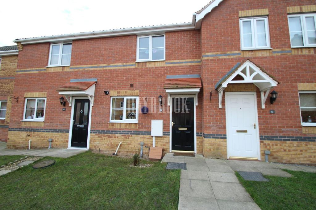 2 Bedrooms Terraced House for sale in Kestrel Drive, Mexborough