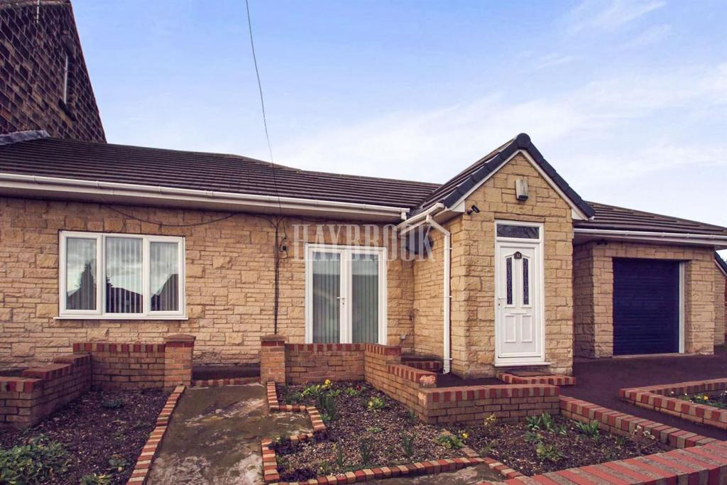 2 Bedrooms Bungalow for sale in Rotherham Road, Great Houghton
