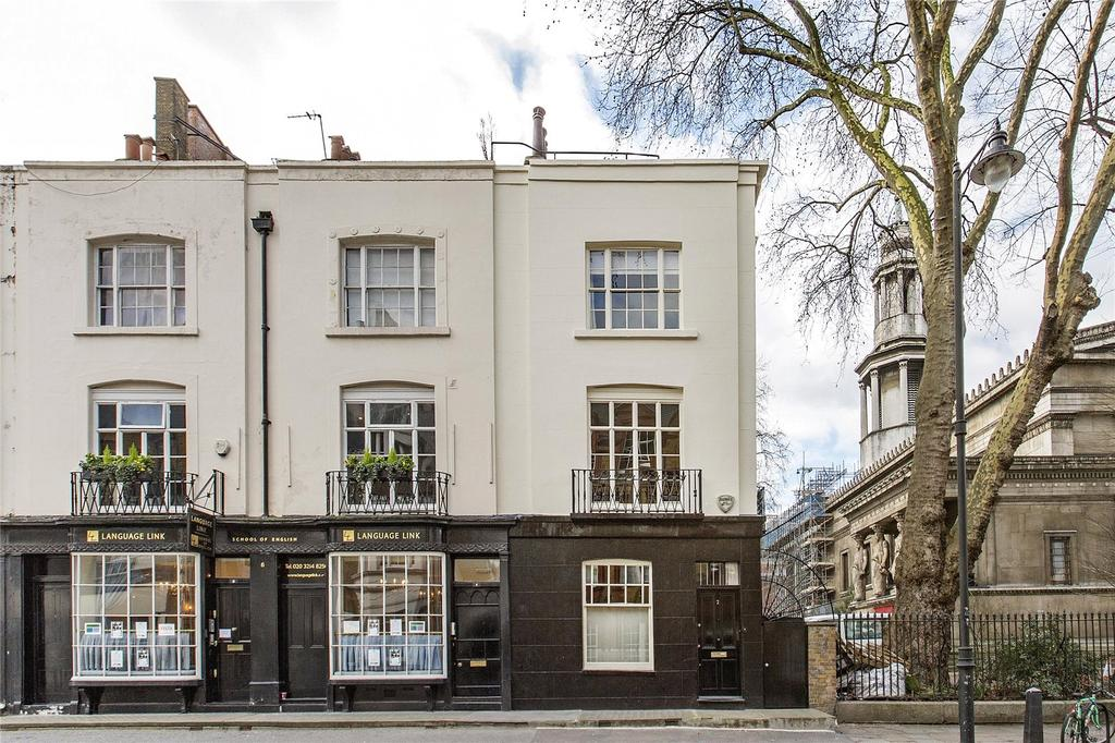 4 Bedrooms House for sale in Duke's Road, London, WC1H