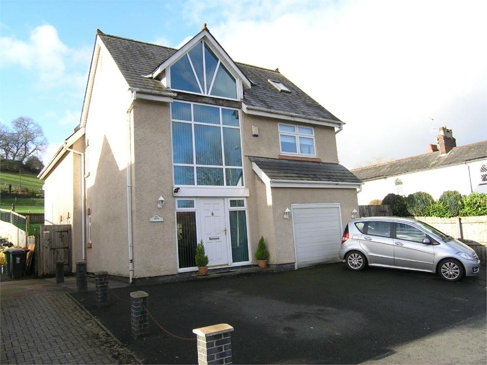 5 Bedrooms Detached House for sale in Forge Lane, Bassaleg, Newport