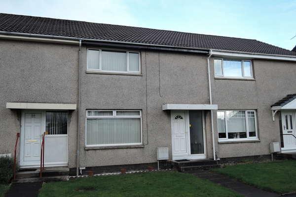 2 Bedrooms Terraced House for sale in 51 Calder Grove, Motherwell, ML1 1ER