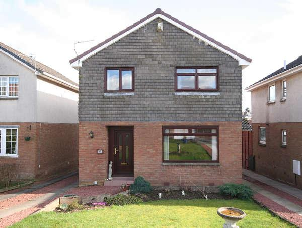 4 Bedrooms Detached House for sale in 40 Howacre, Lanark, ML11 7PL