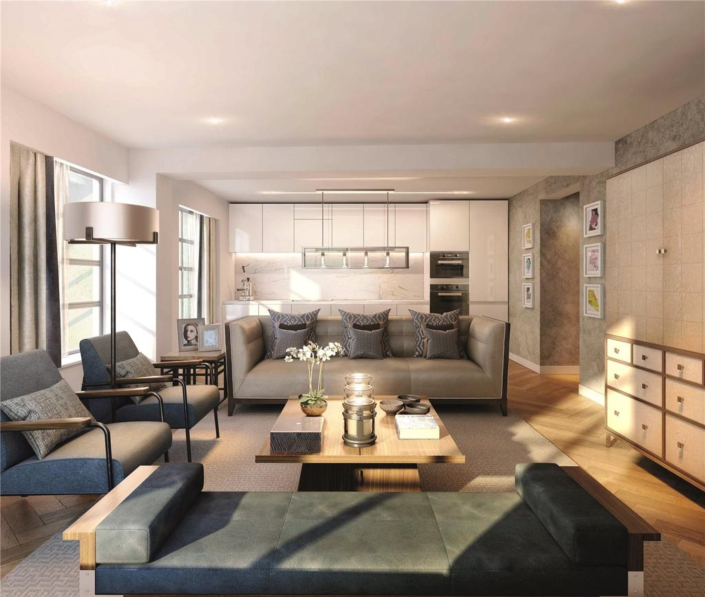 3 Bedrooms Apartment Flat for sale in The Sherwood, Westminster, W1F