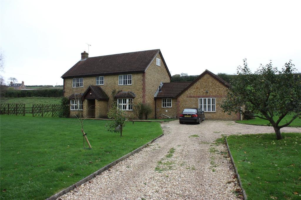 4 Bedrooms Detached House for sale in Lyatts, Hardington Moor, Yeovil, Somerset
