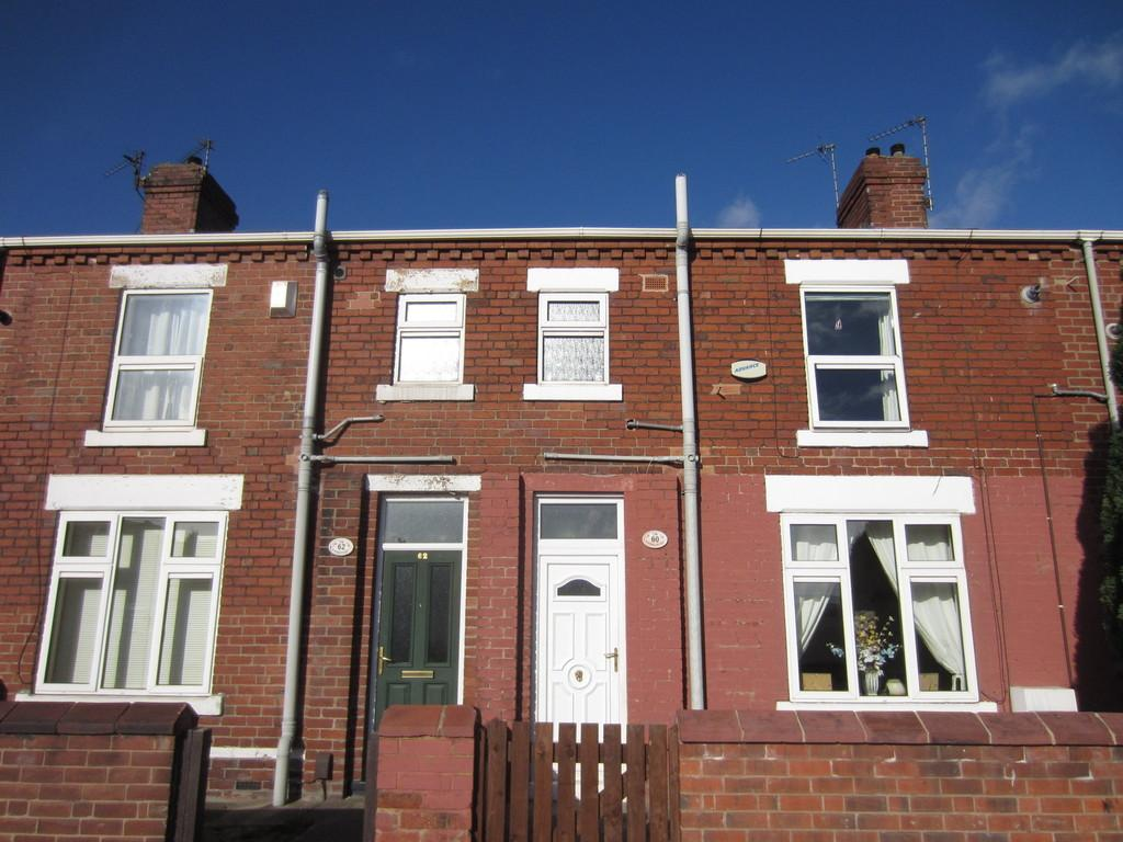 3 Bedrooms Terraced House for sale in Shady Side Doncaster