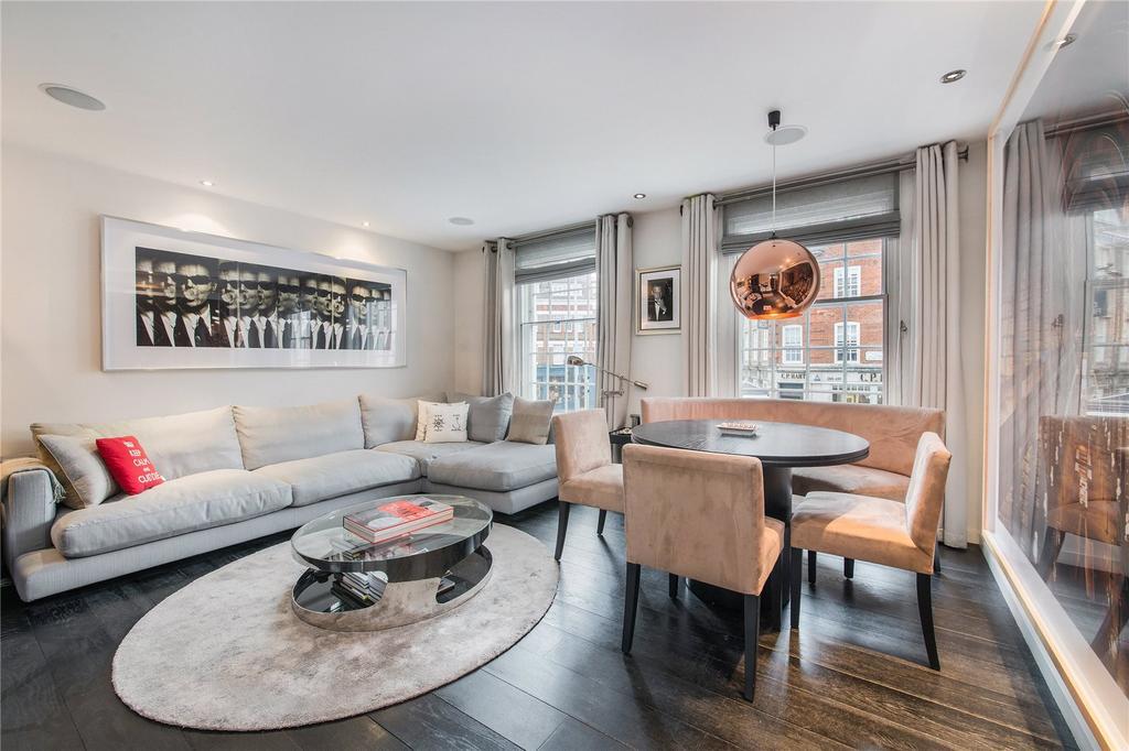 4 Bedrooms Flat for sale in Regency Terrace, South Kensington, London, SW7