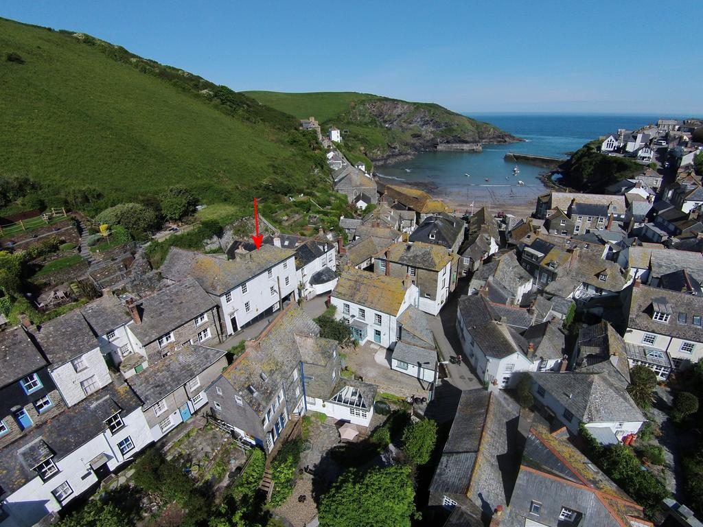 2 Bedrooms House for sale in Malahne, 20 Church Hill, Port Isaac