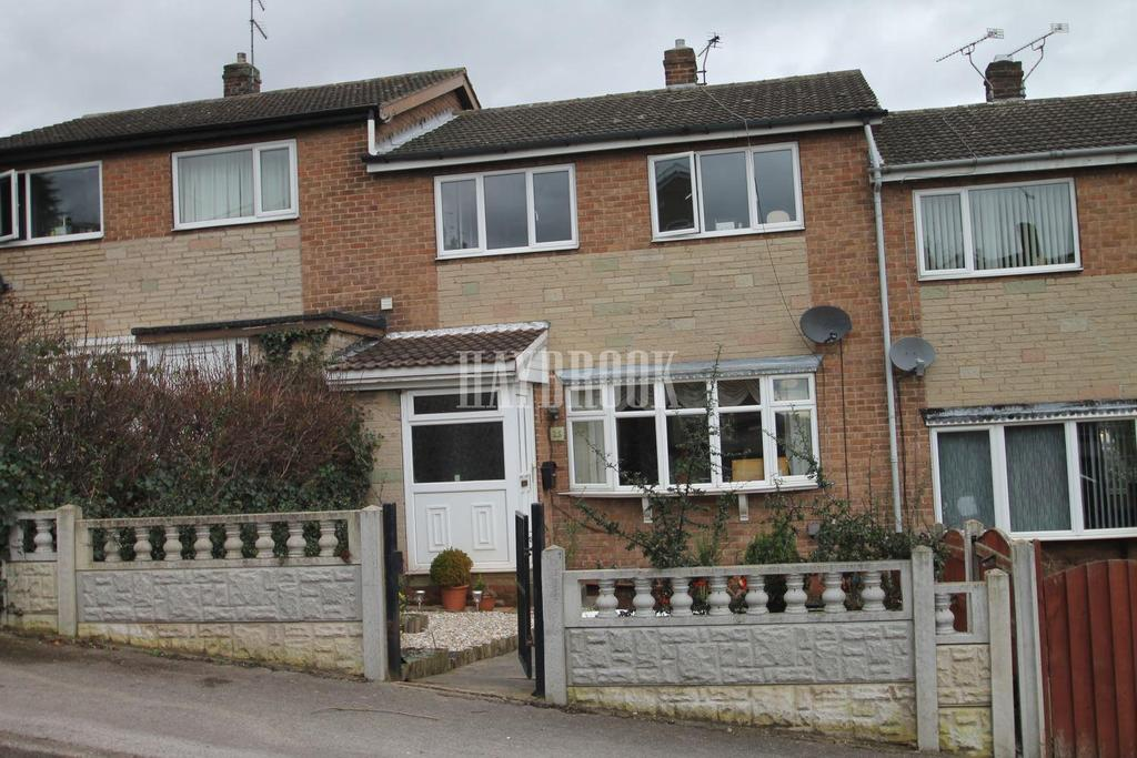 3 Bedrooms Terraced House for sale in Chatsworth Rise, Brinsworth