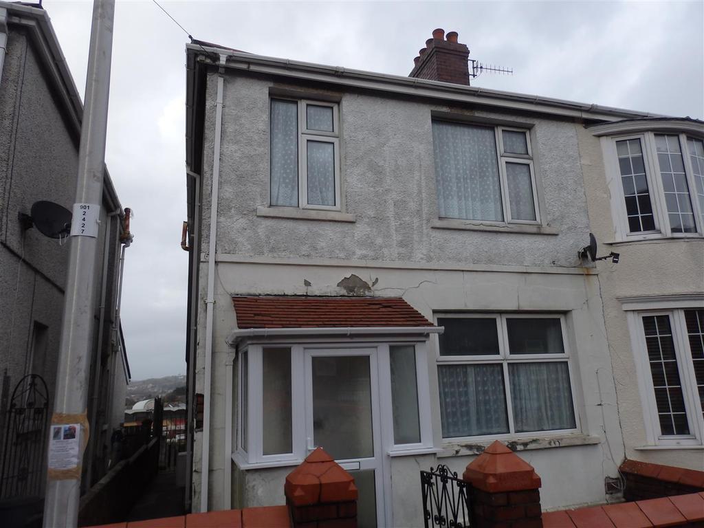3 Bedrooms Semi Detached House for sale in Stebonheath terrace, Llanelli