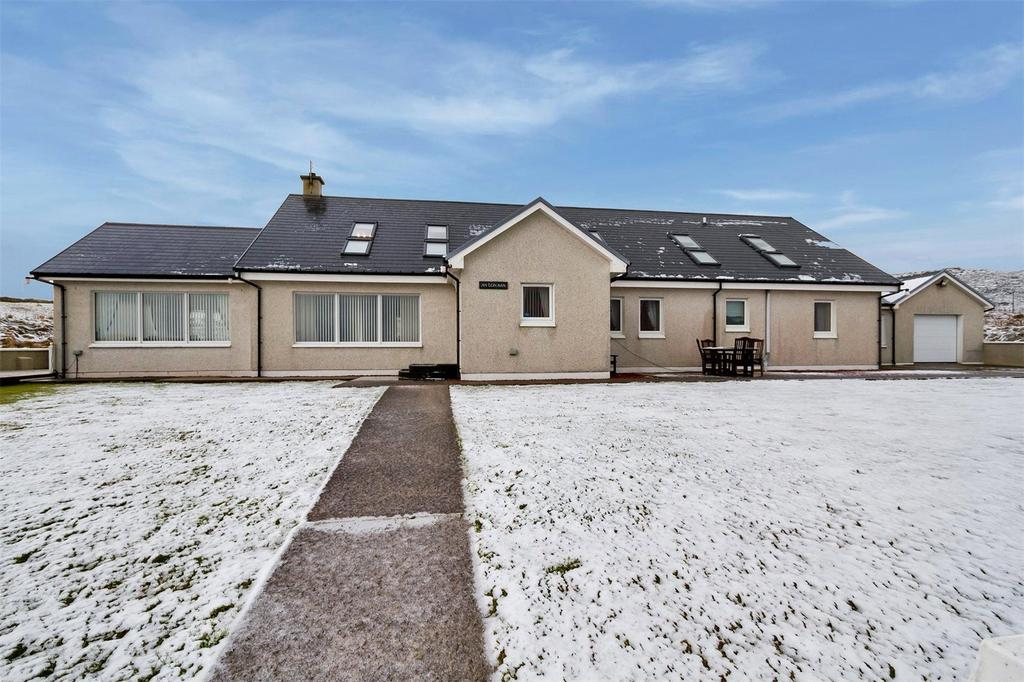 6 Bedrooms Detached House for sale in An Lon Ban, Croft 1A, West Hynish, Isle Of Tiree, PA77