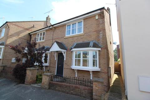 3 bedroom end of terrace house to rent - Chalice Close, Ashley Cross