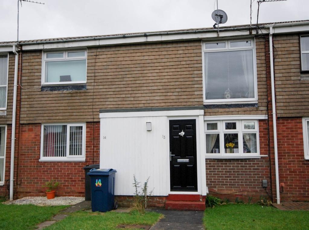2 Bedrooms Flat for sale in Lancaster Way, Fellgate, Jarrow