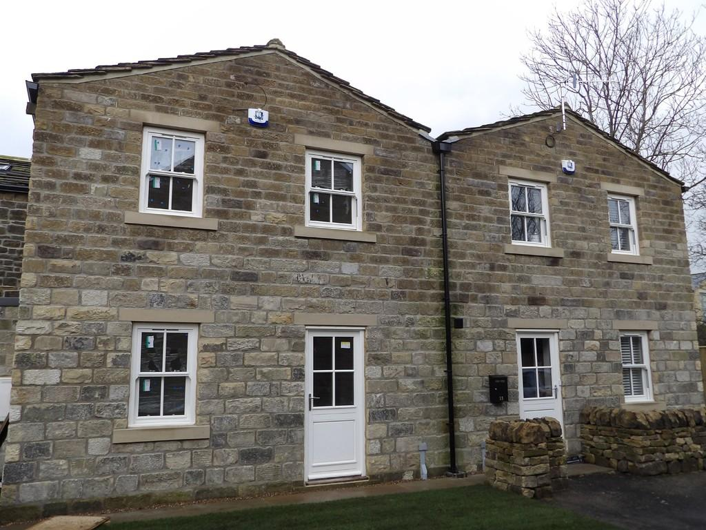 2 Bedrooms Semi Detached House for sale in Plot 1, Old Corn Mill Fold, Silsden