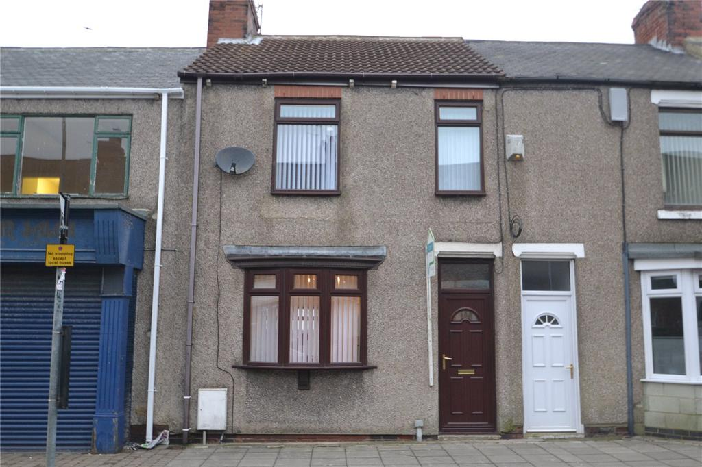 3 Bedrooms Terraced House for sale in Alexandra Terrace, Wheatley Hill, DH6