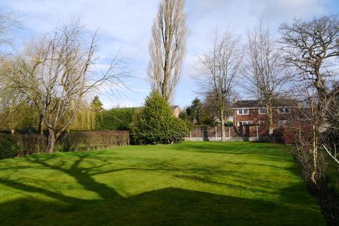 Plot for sale - Stanhope Road, Bowdon