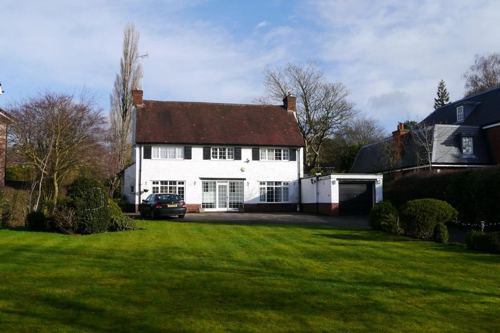 5 Bedrooms Detached House for sale in Stanhope Road, Bowdon
