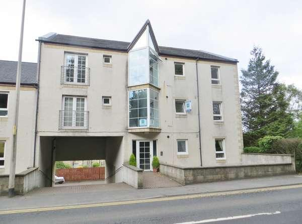 2 Bedrooms Flat for sale in 93C Main Road, Fairlie, Fairlie, KA29 0AD