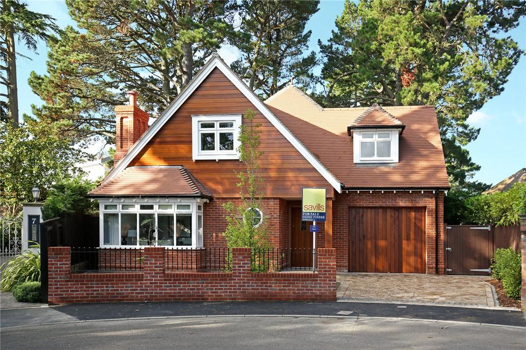3 Bedrooms Detached House for sale in Haig Avenue, Canford Cliffs, Poole, Dorset, BH13