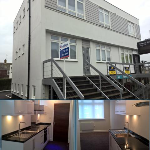 1 bedroom flat to rent - The Loft, Richmond Road, Pevensey Bay BN24