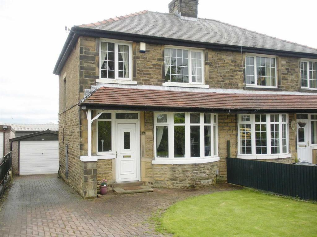 3 Bedrooms Semi Detached House for sale in Mandale Road, Wibsey, Bradford, BD6 3JS