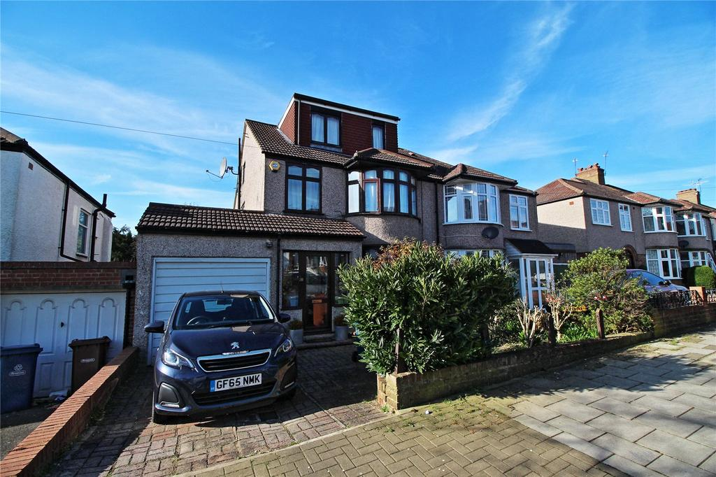5 Bedrooms Semi Detached House for sale in Drummond Drive, Stanmore, Middlesex, HA7
