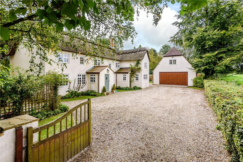 5 Bedrooms Detached House for sale in East Grafton, Marlborough, Wiltshire, SN8