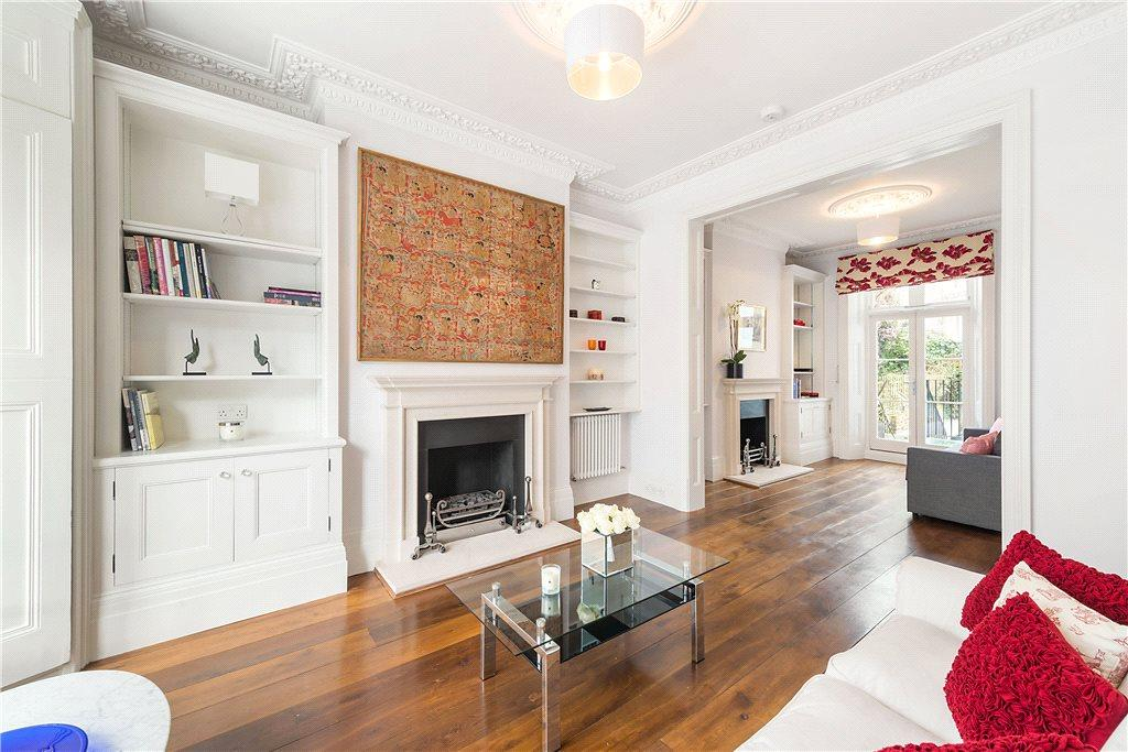 4 Bedrooms Terraced House for sale in Portland Road, Holland Park, London