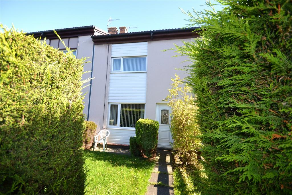 2 Bedrooms Terraced House for sale in Torver Close, Peterlee, SR8