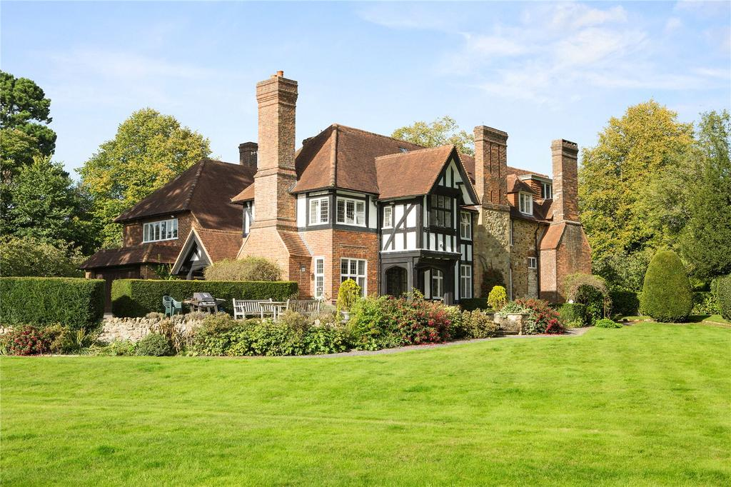 6 Bedrooms Detached House for sale in High Trees Road, Reigate, Surrey, RH2