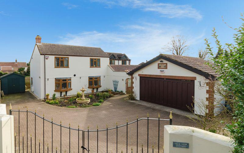 4 Bedrooms Cottage House for sale in Field View Cottage, Joshua Way, Waddingham