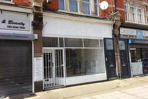 Property for sale - Ground Floor A1 Retail Unit to Rent in North Finchley