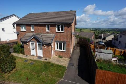 3 bedroom semi-detached house to rent - Foxglove Close, Launceston, PL15