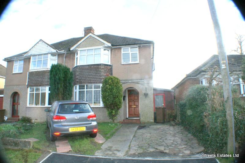 3 Bedrooms Semi Detached House for sale in ChestnutAvenue