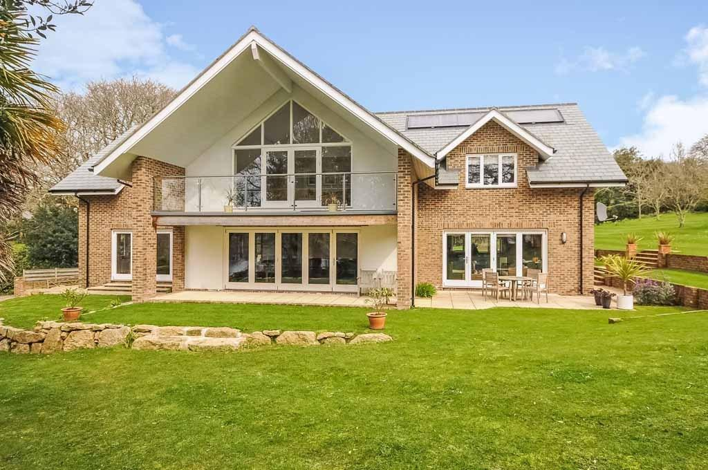 4 Bedrooms Detached House for sale in Restronguet Creek, Penpol, Feock, Cornwall, TR3