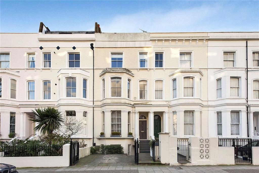 Leamington Road Villas Notting Hill London W11 5 Bed Terraced - Notting-hill-house-interior-by-staffan-tollgard-design-group