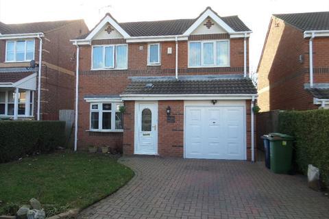 4 bedroom detached house for sale - POLPERRO CLOSE, RYHOPE, Sunderland South, SR2 0YN