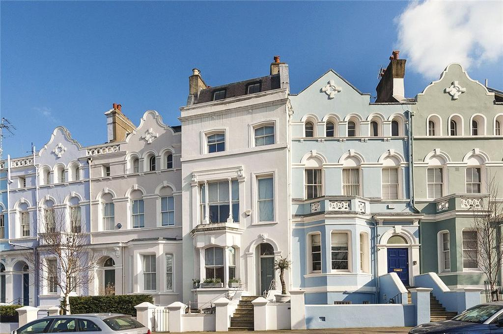 4 Bedrooms Terraced House for sale in Lansdowne Road, Notting Hill, London, W11