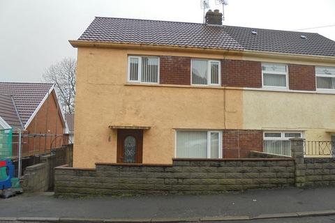 2 bedroom end of terrace house to rent - Heol-y-foelas , Bridgend, Bridgend. CF31 4RR