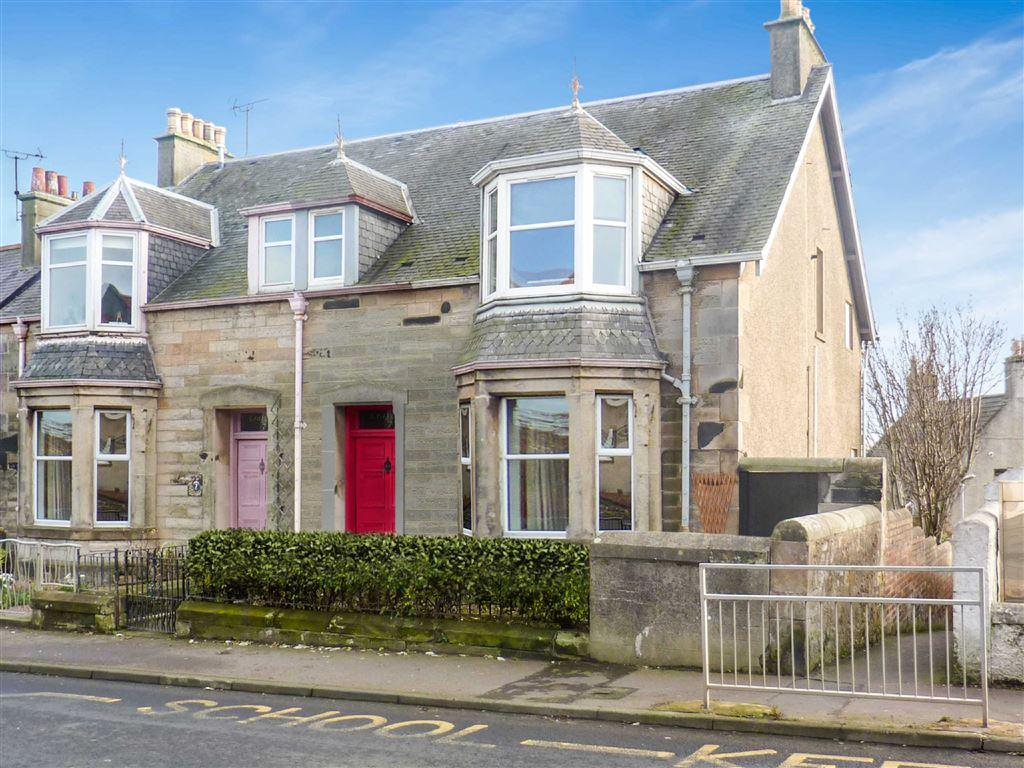 4 Bedrooms Semi Detached House for sale in Pittenweem Road, Anstruther