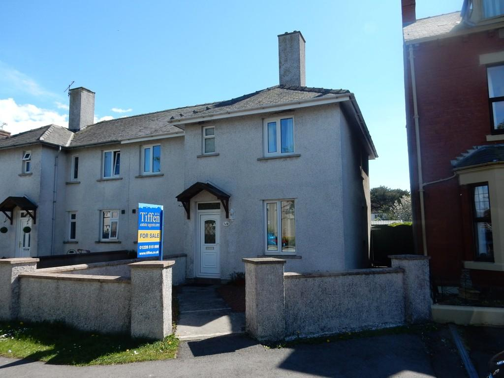 3 Bedrooms Semi Detached House for sale in Caldew Street, Silloth