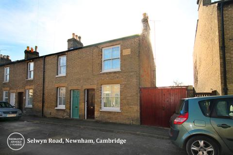 2 bedroom end of terrace house to rent - Selwyn Road, Cambridge
