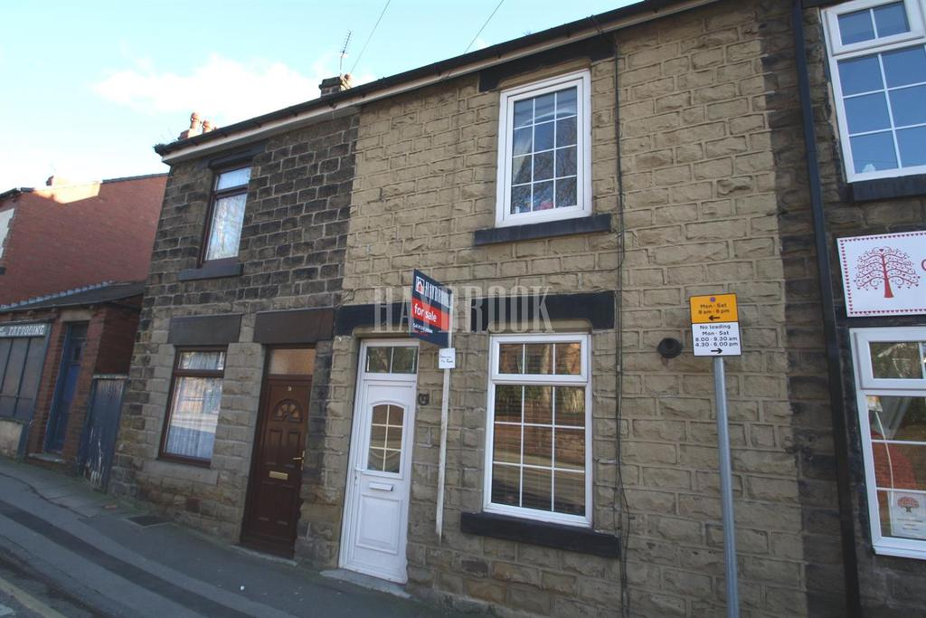 3 Bedrooms Terraced House for sale in Midland Road, Royston