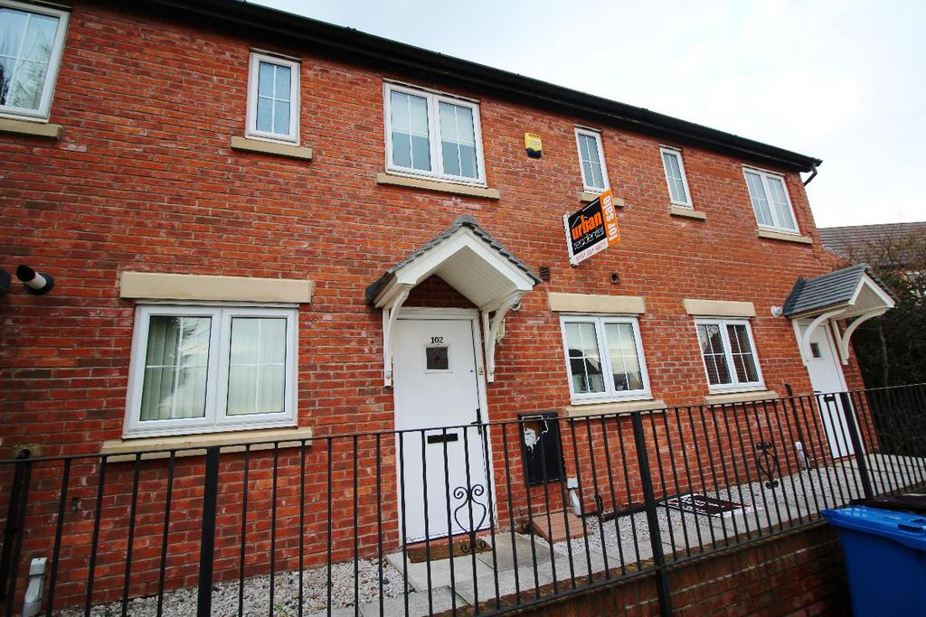 2 Bedrooms Terraced House for sale in Yoxall Drive