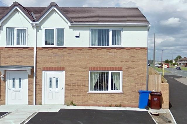 3 Bedrooms Semi Detached House for sale in BIRBECK ROAD, LIVERPOOL, LIVERPOOL